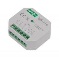 Импульсное реле BIS-416, два независимых канала, 220В, 2х8А