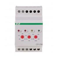 Реле напряжения CP-730, трехфазное, 10А