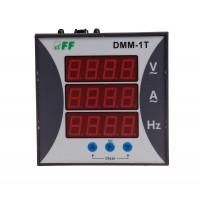Многофункциональный цифровой мультиметр параметров сети DMM-1T