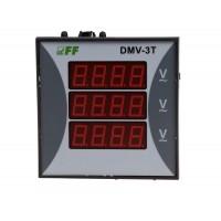 Вольтметр DMV-3T