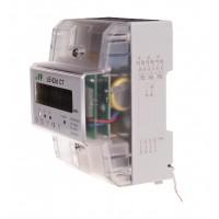 Счетчик электроэнергии LE-02D-CT трехфазный, трансформаторного подключения