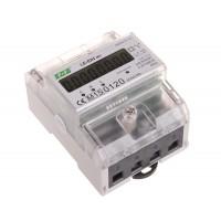 Счетчик электроэнергии LE-02D трехфазный