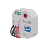Реле времени PCS-506, 8 функций с управляющим входом