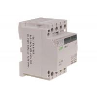 ST40-31 Контактор модульный, установка на монтажную шину, контакты 3NO+1NC, 40А