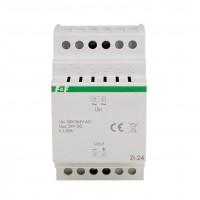 Импульсный блок питания ZI-24, 1,25А, 24В