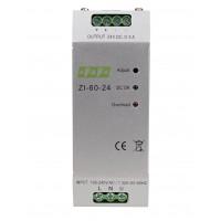 Импульсный блок питания ZI-60-24, 60Вт, 2,5А, 24В