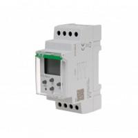 Таймер программируемый F&F PCZ-526.3 (астрономический, двохканальный), NFC