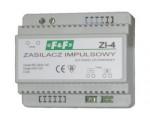 Импульсный блок питания ZI-4, 2А, 24В